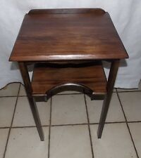 Mahogany Telephone Desk / Side Table  (RP-T768)