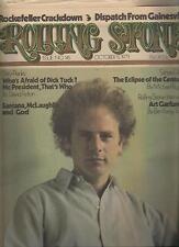 ROLLING STONE magazine #145  ART GARFUNKEL  Santana  J.R.R. Tolkien