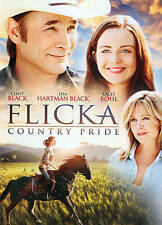 Flicka: Country Pride (DVD, 2014) Clint Black/Lisa Hartman!