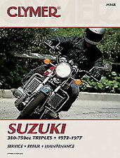 Manuales de reparación y servicios GT Suzuki