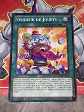 Carte Yu Gi Oh VENDEUR DE JOUETS NECH-FR060 x 3