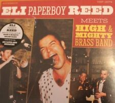 Eli Paperboy Reed Meets High and Mighty Brass Band NEW CD RSD 2018
