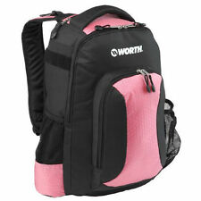 Worth Pink Baseball Softball Bat Backpack NWT Black Equipment Game Athletic Bag