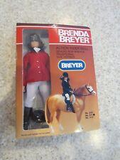 NIB Breyer Brenda Breyer Action Show Jumping Rider Doll #511