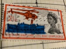 GB Ninth Lifeboat Conference 2 1/2d Stamp