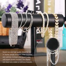 T-bar Wrist Watch Jewelry Bracelet Necklace Decorations Display Holder Stand ZM