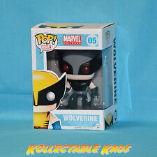 Funko - X-men Wolverine Marvel Pop Vinyl Bobble Head