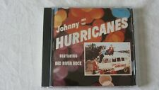 Johnny and the Hurricanes * Red River Rock * CD * (fast Neu) * first Press 1988