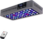 Timer Control Dimmable 165W LED Aquarium Light Full Spectrum Grow Coral Fish