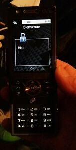 mobile téléphone sony ericsson à clapet