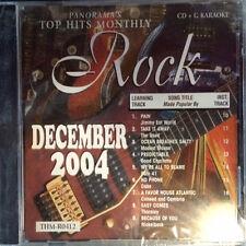 Pop Hits Monthly Rock  Karaoke Disc  Thm-R0412