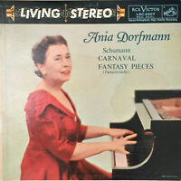 RCA LIVING STEREO LSC-2207 *SHADED DOG* SCHUMANN * ANIA DORFMANN *1S/1S* NM/NM