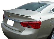 PAINTED ALL COLORS CHEVROLET IMPALA FLUSH MOUNT FACTORY STYLE SPOILER 2014-2020
