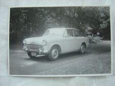 Vintage Car Photo 1956 Hillman Minx Convertible Automobile 778