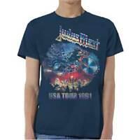JUDAS PRIEST Painkiller US Tour Mens T Shirt Unisex Tee Official Licensed Merch