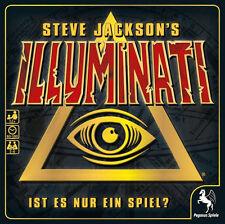 Illuminati. Brettspiel - Steve Jackson