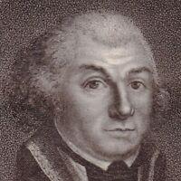 Portrait XVIIIe Jean-Baptiste Jourdan Maréchal Loi Jourdan-Delbrel Révolution