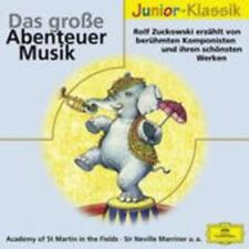 Musikalische Abenteuer mit Rolf Zuckowski (Eloquence Junior - Klassik)