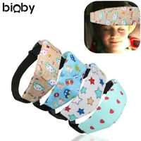 Baby Safety Car Seat Sleep Nap Kid Toddler Head Fasten Support Holder Belt Gift