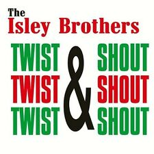 THE ISLEY BROTHERS - TWIST & SHOUT (NEW SEALED CD) ORIGINAL RECORDING