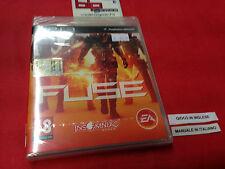 FUSE  PS3 PLAYSTATION 3  NUOVO SIGILLATO