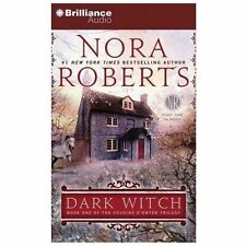 Dark Witch (5 CD Set) Nora Roberts Audiobook Audio NEW...