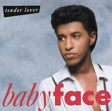 Tender Lover by Babyface (CD, 1989, Sony Music Distribution (USA))