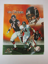 NFL BRIAN URLACHER CHICAGO BEARS PHOTO COLLAGE