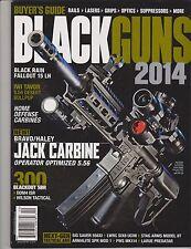 Black Guns Magazine 2014 Buyer's Guide, JACK CARBINE Home Defense Carbines