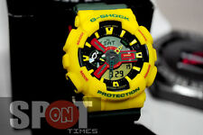 Casio G-Shock Rastafarian Green Men's Watch GA-110RF-9A  GA110RF 9A