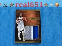 2015-16 Luxe Prime JUSTIN ANDERSON Rookie 4-Color Patch | Dallas | Jersey # 1/25