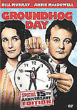 Comedy Blu-ray Groundhog Day DVDs and Blu-rays