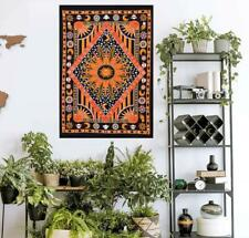 The Sun Moon Poster Tapestry Mandala Dorm Decorative Cotton Hippie Wall Hanging