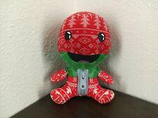 Stubbins Holiday Sackboy Knit Plush Little Big Planet Christmas