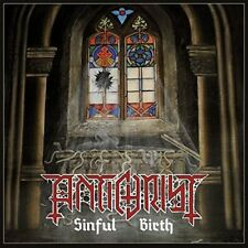ANTICHRIST - SINFUL BIRTH   CD NEU
