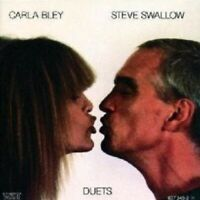CARLA/SWALLOW,STEVE BLEY - DUETS  CD NEU