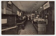 MASON BROS, STORE INTERIOR, BELLOWS FALLS: Vermont USA postcard (C5087).