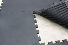 Rubber jigsaw matting gym mats commercial