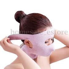 Anti-wrinkle Anti Sag Sauna Mask Wrap Cheek Slim Up Face Uplift Beauty Facemask