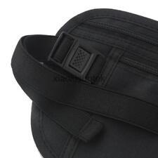 Travel Waist Hidden Pouch Security Money Waist Belt Sport Fanny Pack Bum Bag Us