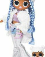LOL Surprise Winter Disco OMG Snowlicious Fashion dolls Japan vers Doll & Sister