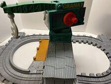 Thomas & Friends 2009 Take n Play Cranky Docks, Pre-Owned, Great shape!