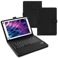 Medion Lifetab E10604 P10603 E10412 P10606 Hülle Tasche Tastatur Bluetooth Case