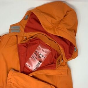 Prada Sport Line // Linea Rossa Jacket Orange xs