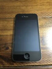 Apple iPhone 4s Model A1387 - GOOD SCREEN LOCKED for Parts Only