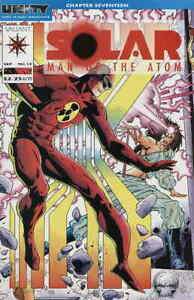 Solar, Man of the Atom #13 VF/NM; Valiant | save on shipping - details inside