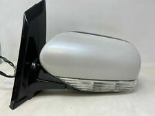 2006-2007 Subaru Tribeca Driver Side View Power Door Mirror White OEM G28026