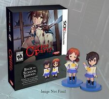 NEW Corpse Party: Back to School Edition (Nintendo 3DS, 2016)
