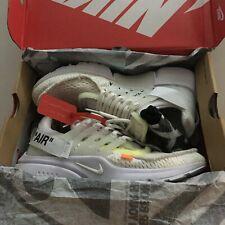Nike x Off White Presto (White)