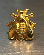 NAPOLEON - Pin's couleur or Abeille impériale Empire - bee